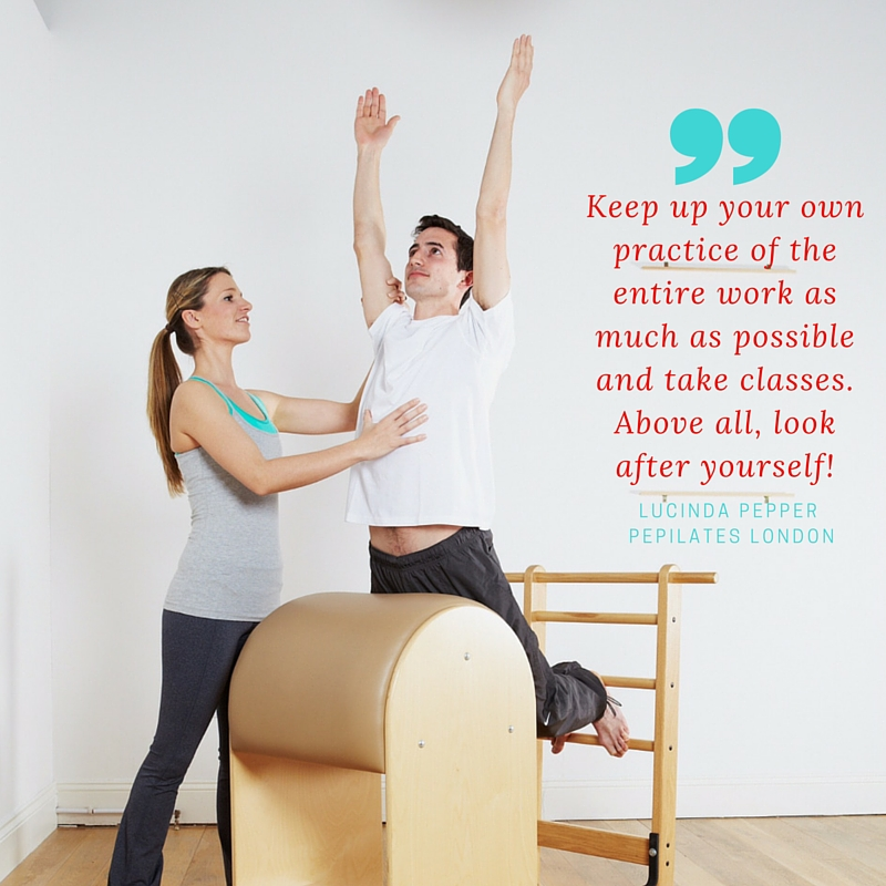 Pilates Stories - Blog Image